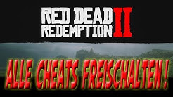 RED DEAD REDEMPTION 2 - ALLE CHEATS FREISCHALTEN IN DER STORY