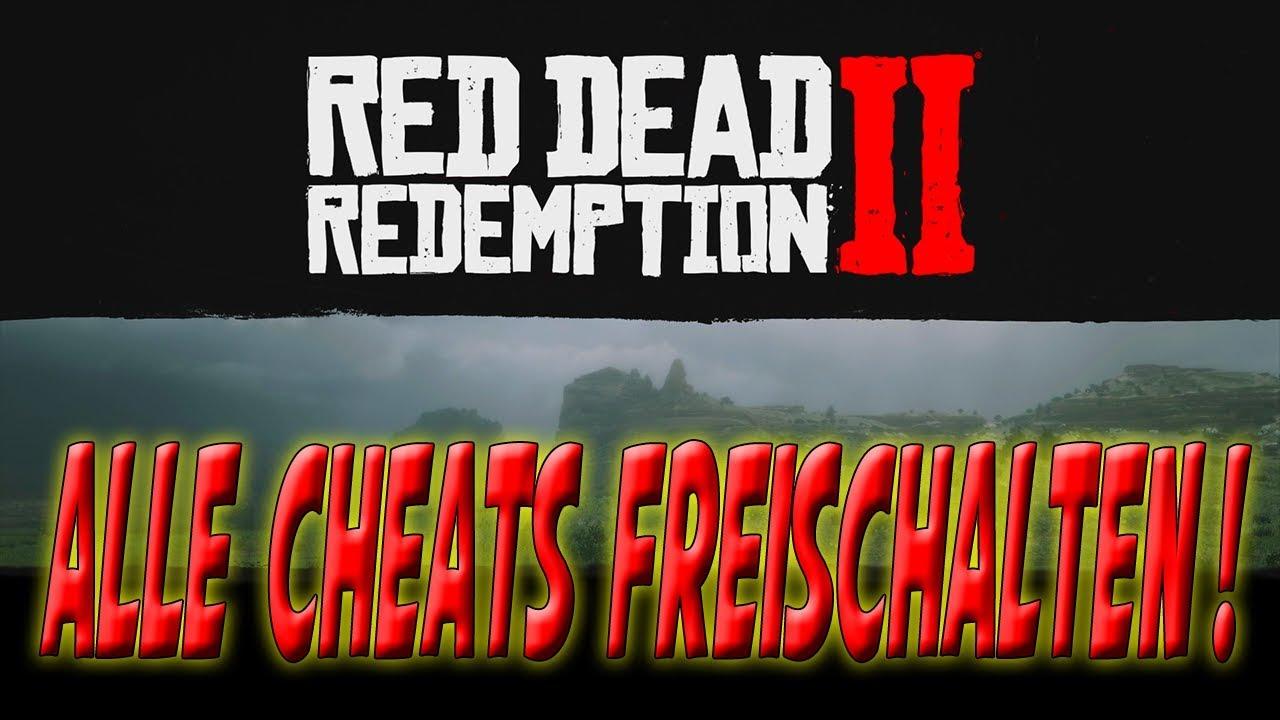 ps4 red dead redemption 2 cheat codes deutsch