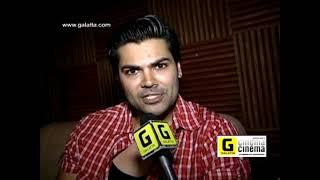 Ganesh Venkatraman talks about Panithuli