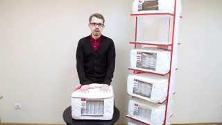 видео PLUTO NEW  ортопедический  матрас с эффектом памяти купить в Киеве