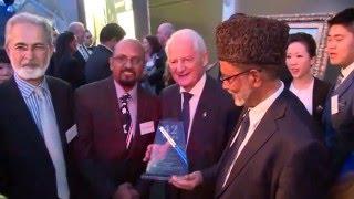 National President of Ahmadiyya Muslim Community Australia meets Prime Minister of Australia