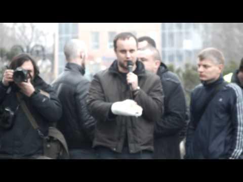 Donetsk demands the referendum