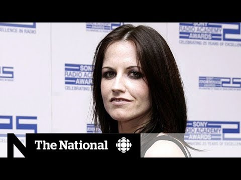 Dolores O'Riordan dead at age of 46