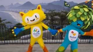 Талисманы бразильской Олимпиады