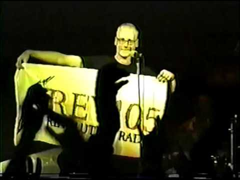 SOUL COUGHING - LIVE IN MINNEAPOLIS, MN: 25 JULY 1997