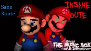 Mario The Music Box Arc