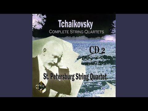 Four Pieces for String Quartet: I. Allegro vivace in B Flat Majo