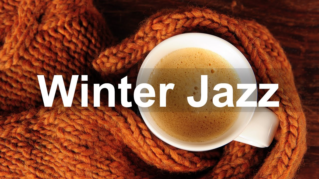 Smooth Winter Jazz - Relax Coffee Jazz Piano and Saxophone Music for Positive Mood