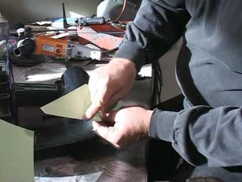 Yamaha Skeg Broken