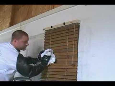 Morantz Ultrasonics Cleaning Wood Blinds And Items
