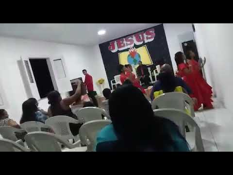 Ministério MOVIDAS PELO ESPÍRITO DE DEUS  /IGREJA PLENITUDE DE DEUS SAO VICENTE FERRER -MA 🙏