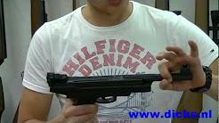 Hatsan Mod 25 5,5mm luchdrukpistool