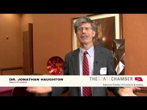 Dr. Jonathan Haughton - 2013 Nebraska Policy & Issues Summit