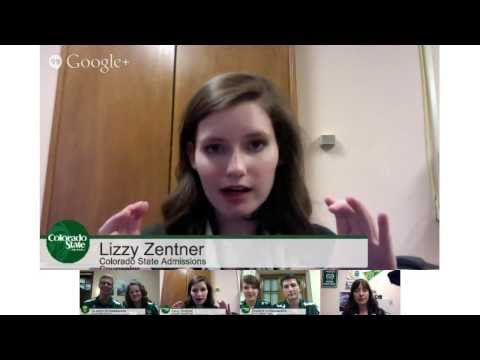 How To Apply and Pay for College | A Colorado State University RamChat
