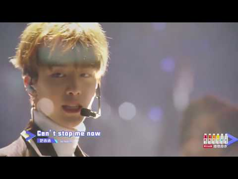Idol Producer 偶像练习生: Can't Stop A组 / Group A / A조