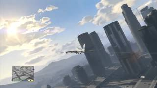 Air Freedom Patrol - GTA V
