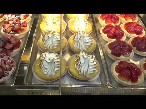 Let's Cook- Ferrara Bakery And  Cafe NYC 2018