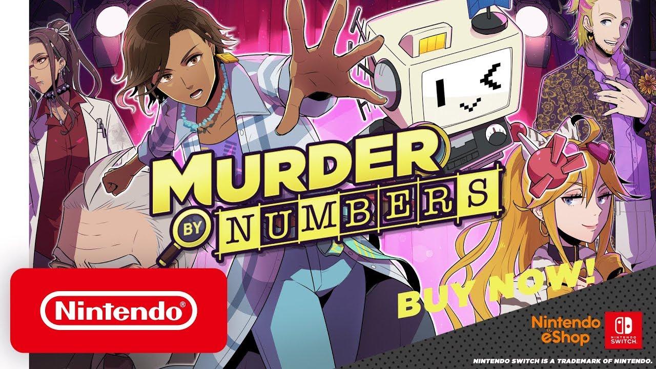 Купить Murder by Numbers (STEAM key)