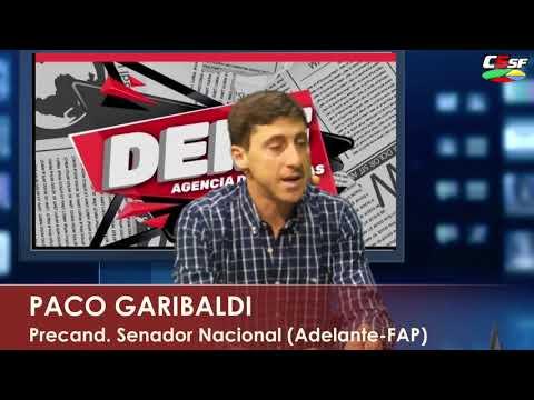 Paco Garibaldi: