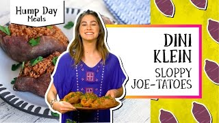 Sweet & Sloppy Joe-Tatoes | Hump Day Meals-Dini Klein