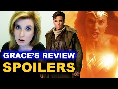Wonder Woman SPOILERS Movie Review