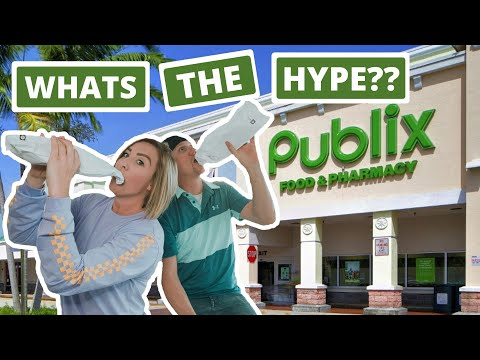 Publix Subs Are They as Good as Everyone Says?? Reacting to trying our First Publix Sub