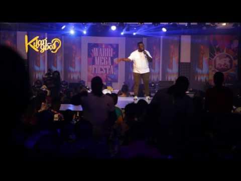 Download ELENU HILARIOUS PERFORMANCE AT WARRI MEGA FIESTA (Nigerian Entertainment)
