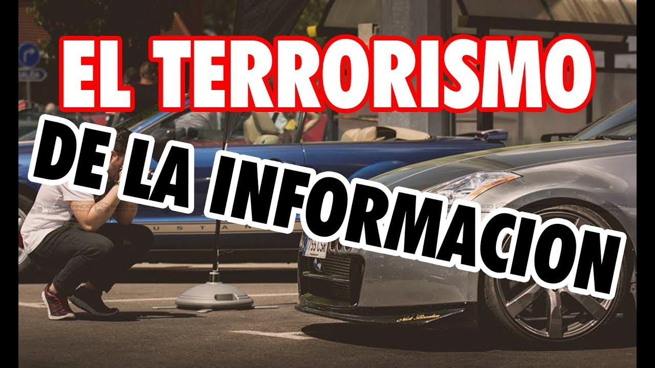 El TERRORISMO INFORMATIVO hacia el mundo del automovil! || juanan - YouTube