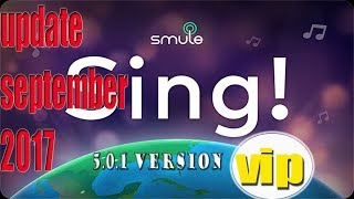 HACK VIP SING SMULE V5.0.1[NEW UPDATE SEPTEMBER 2017] DIJAMIN WORK 1000%