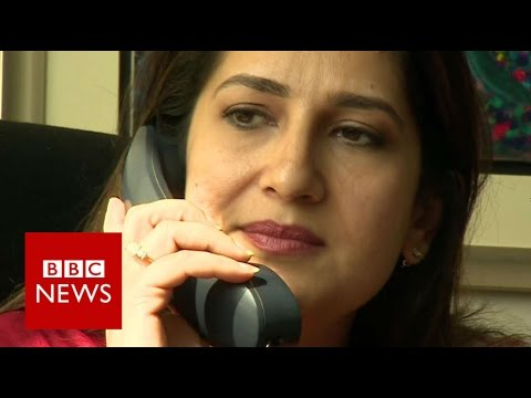 Pakistan's female CEO Maheen Rahman on breaking barriers - BBC News