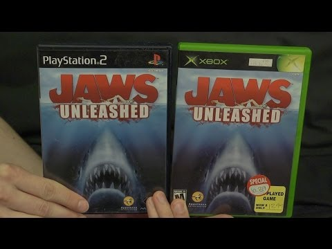 Jaws Unleashed (PS2) James & Mike Mondays