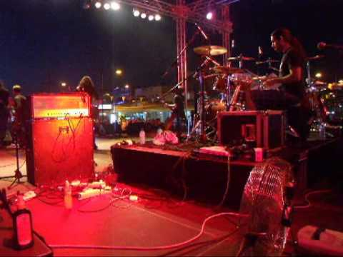 Desert - Victim Of The Light Live @ Ayia Napa (DRUM CAM)