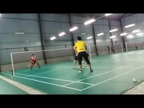 Thomas Cup Badminton INDONESIA