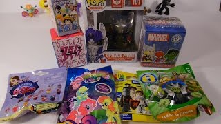 More BFF, Anime, and Marvel blind boxes and some Awesome blind bags !!!!!!!!
