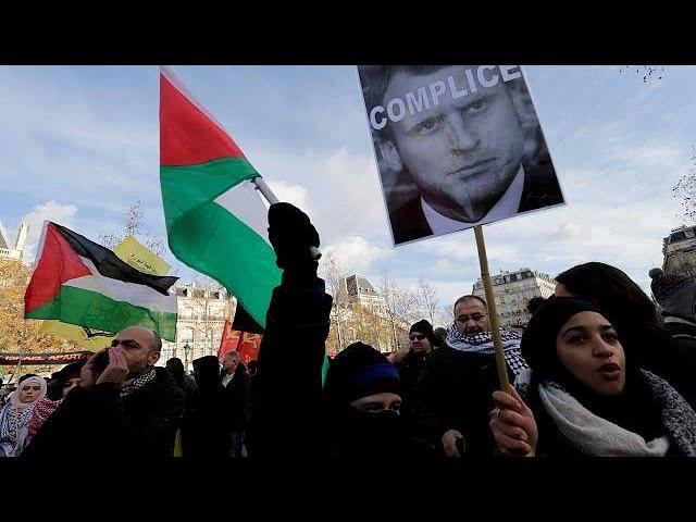 Netanyahu defends Jerusalem move ahead of Paris visit