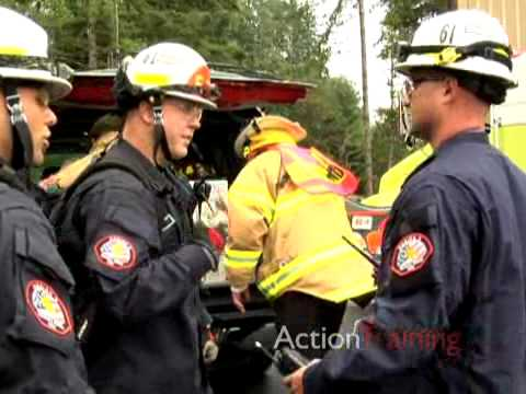 Industrial fire Brigades: Incident Management from Action Training Systems