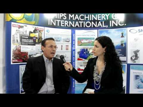 Interview to the representative of Ships Machinery