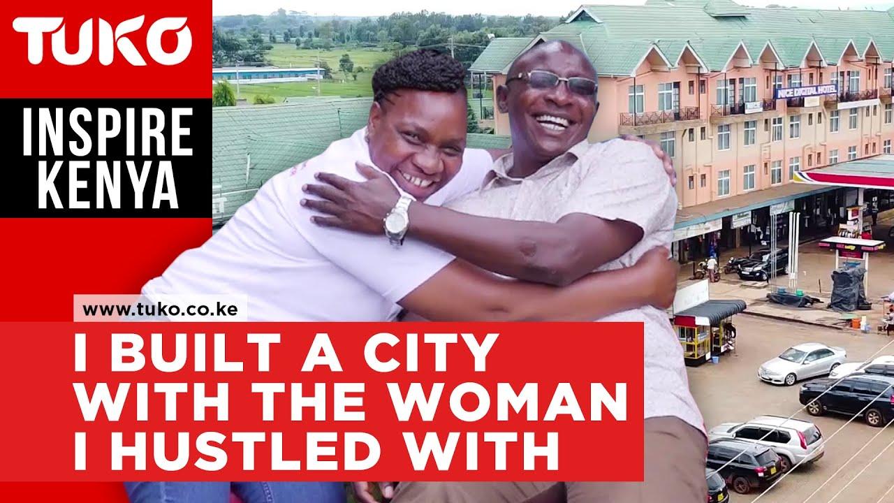 I built a city with the woman I hustled with, my wife is my hero - Njiiru Mkombozi | Tuko TV