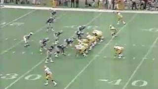 Brian Bosworth - Seattle Seahawks  1987 Season.mp4