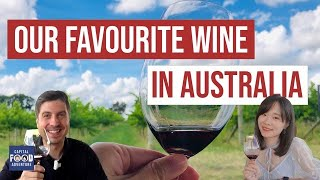 Our favourite Australian Wine - Clonakilla - Canberra District Australia