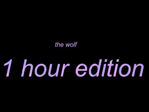 SIAMÉS - The Wolf [1 HOUR EDITION]