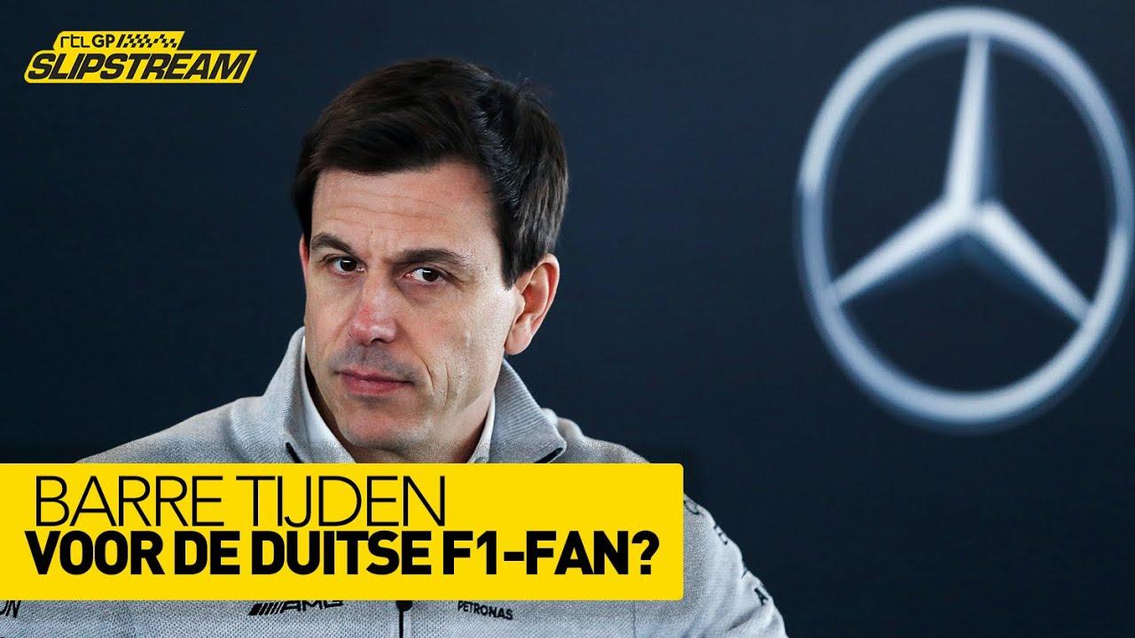 Wat is er aan de hand bij Mercedes? | SLIPSTREAM