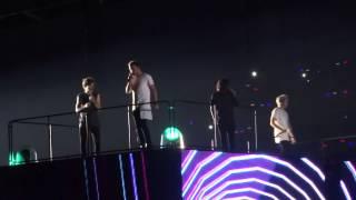 One Direction - Diana OTRA 7-2-15 Sydney HD