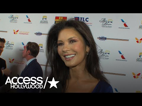 Catherine Zeta-Jones Is 'Sickened' Over The Sexual Assault Claims In Hollywood | Access Hollywood