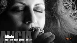 Mallorca Singer Alicia - Soul Rock Pop Latin Gospel Jazz for wedding and event in the Balearics