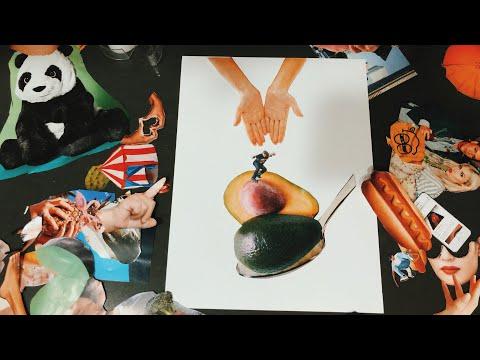 ✰ ☆ magazine collage art ☆✰ How To