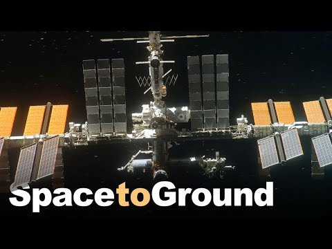Space to Ground: Reservations for Seven: 05/10/2019