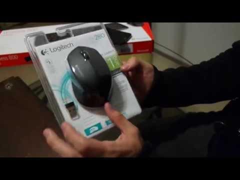 Logitech M280 - Unboxing Mouse Logitech
