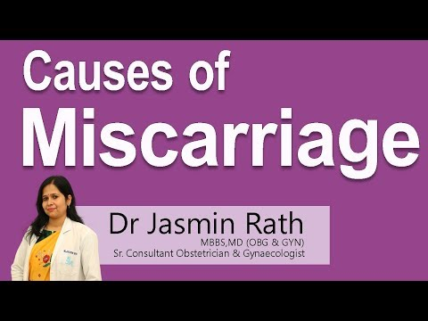 The Most Typical Reasons for Miscarriage