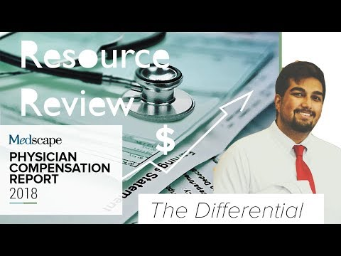 Physician Compensation Report 2018 | Resource Review